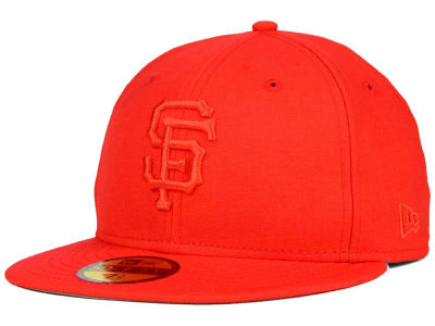 San Francisco Giants New Era MLB Ton-Wool 59FIFTY Cap