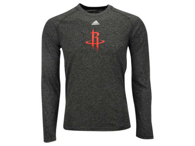 Houston Rockets adidas NBA Men's Pregame Long Sleeve T-Shirt
