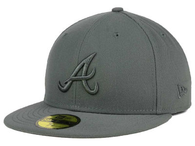 Atlanta Braves New Era MLB Ton-Wool 59FIFTY Cap