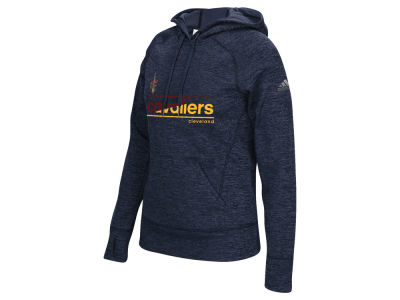 Cleveland Cavaliers adidas NBA Women's Color Slant Hoodie