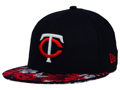 Minnesota Twins New Era MLB Wowie 59FIFTY Cap
