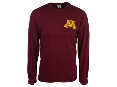 Minnesota Golden Gophers NCAA Women's Script Logo Sweeper Shirt