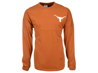 Texas Longhorns NCAA Women's Script Logo Sweeper Shirt