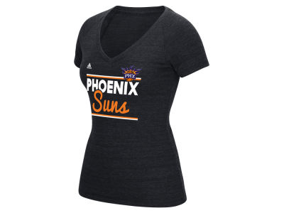 Phoenix Suns adidas NBA Women's Double Bar T-Shirt