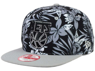 New Jersey Nets New Era NBA HWC Wowie 9FIFTY Snapback Cap
