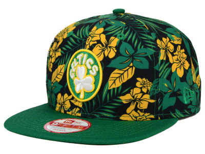 Boston Celtics New Era NBA HWC Wowie 9FIFTY Snapback Cap