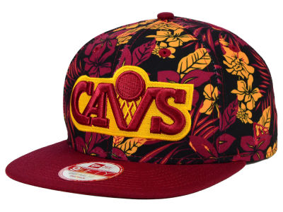 Cleveland Cavaliers New Era NBA HWC Wowie 9FIFTY Snapback Cap
