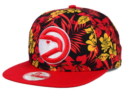 Atlanta Hawks New Era NBA HWC Wowie 9FIFTY Snapback Cap