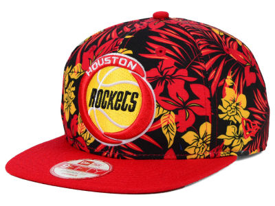 Houston Rockets New Era NBA HWC Wowie 9FIFTY Snapback Cap