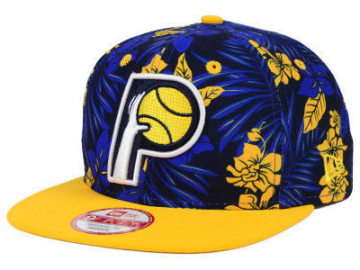 Indiana Pacers New Era NBA HWC Wowie 9FIFTY Snapback Cap
