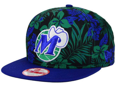 Dallas Mavericks New Era NBA HWC Wowie 9FIFTY Snapback Cap