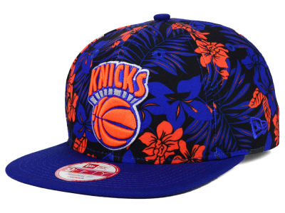 New York Knicks New Era NBA HWC Wowie 9FIFTY Snapback Cap