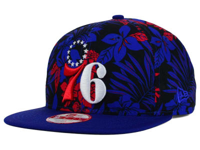 Philadelphia 76ers New Era NBA HWC Wowie 9FIFTY Snapback Cap