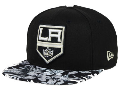 Los Angeles Kings New Era NHL Wowie 9FIFTY Snapback Cap