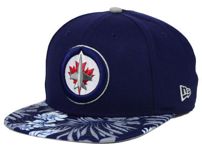 Winnipeg Jets New Era NHL Wowie 9FIFTY Snapback Cap