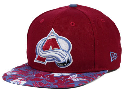Colorado Avalanche New Era NHL Wowie 9FIFTY Snapback Cap