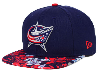 Columbus Blue Jackets New Era NHL Wowie 9FIFTY Snapback Cap