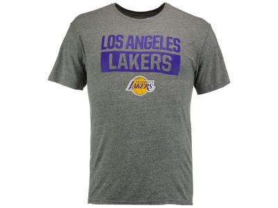 Los Angeles Lakers adidas Originals NBA Men's Street Life Tri-Blend T-Shirt