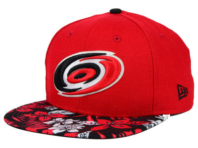 Carolina Hurricanes New Era NHL Wowie 9FIFTY Snapback Cap