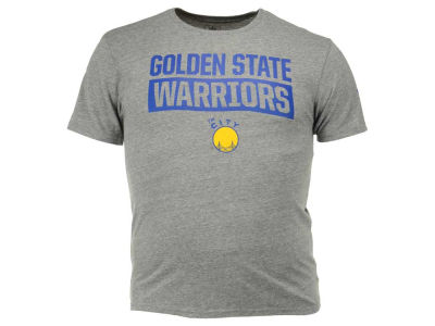 Golden State Warriors adidas Originals NBA Men's Street Life Tri-Blend T-Shirt