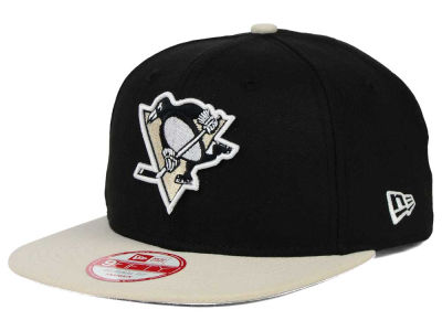 Pittsburgh Penguins New Era NHL Stanley Cup Champ Collection 9FIFTY Snapback Cap