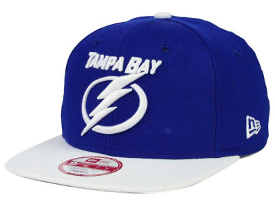 Tampa Bay Lightning New Era NHL Stanley Cup Champ Collection 9FIFTY Snapback Cap