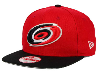 Carolina Hurricanes New Era NHL Stanley Cup Champ Collection 9FIFTY Snapback Cap