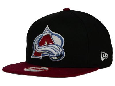 Colorado Avalanche New Era NHL Stanley Cup Champ Collection 9FIFTY Snapback Cap