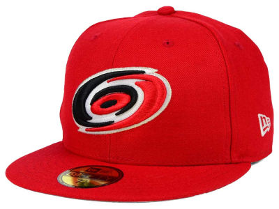 Carolina Hurricanes New Era NHL Stanley Cup Champ Collection 59FIFTY Cap