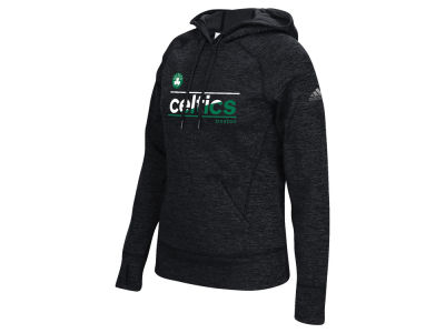Boston Celtics adidas NBA Women's Color Slant Hoodie