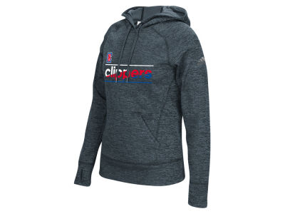 Los Angeles Clippers adidas NBA Women's Color Slant Hoodie