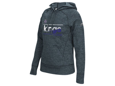 Sacramento Kings adidas NBA Women's Color Slant Hoodie