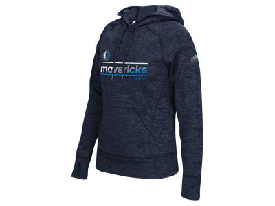 Dallas Mavericks adidas NBA Women's Color Slant Hoodie