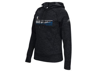 Minnesota Timberwolves adidas NBA Women's Color Slant Hoodie