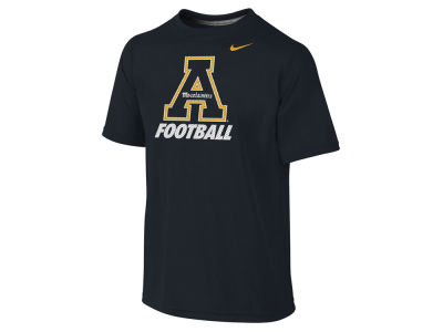 Appalachian State Mountaineers Nike NCAA Youth Dri-Fit Legend Logo T-Shirt