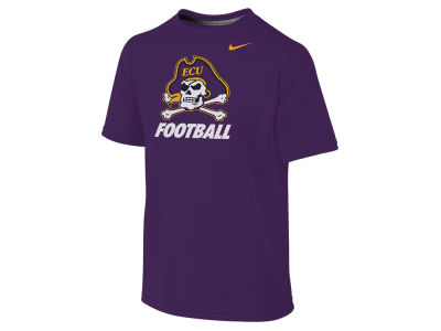 East Carolina Pirates NCAA Youth Dri-Fit Legend Logo T-Shirt