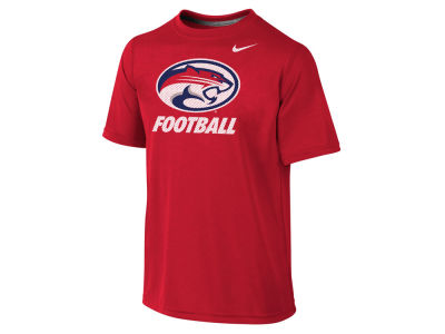 Houston Cougars NCAA Youth Dri- Fit Legend Logo T-Shirt