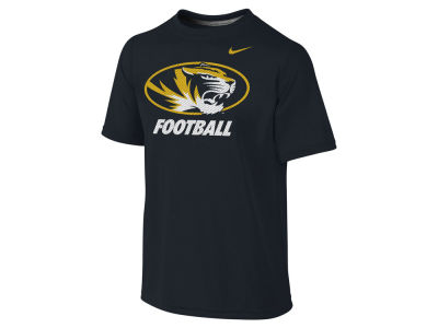 Missouri Tigers NCAA Youth Dri-Fit Legend Logo T-Shirt