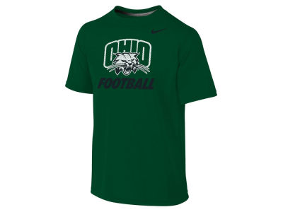 Ohio Bobcats NCAA Youth Dri-Fit Legend Logo T-Shirt