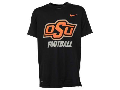 Oklahoma State Cowboys NCAA Youth Dri- Fit Legend Logo T-Shirt