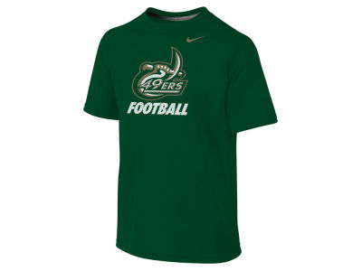 Charlotte 49ers NCAA Youth Dri-Fit Legend Logo T-Shirt