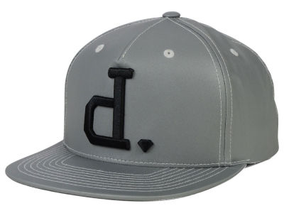 Diamond Un Polo Reflective Snapback Hat