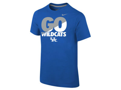 Kentucky Wildcats NCAA 2015 Youth Short Sleeve Cotton T-Shirt