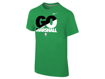 Marshall Thundering Herd NCAA Youth Cotton T-Shirt
