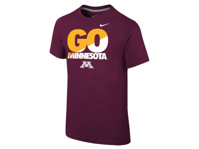 Minnesota Golden Gophers NCAA Youth Cotton T-Shirt