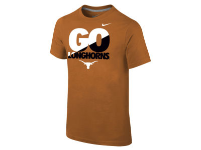 Texas Longhorns NCAA Youth Cotton T-Shirt