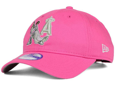 Los Angeles Angels Princess Leia New Era MLB Youth Star Wars 9TWENTY Cap