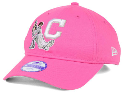 Cleveland Indians Princess Leia New Era MLB Youth Star Wars 9TWENTY Cap