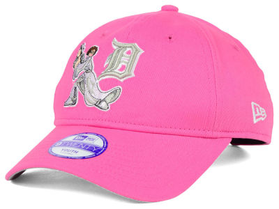 Detroit Tigers Princess Leia New Era MLB Youth Star Wars 9TWENTY Cap