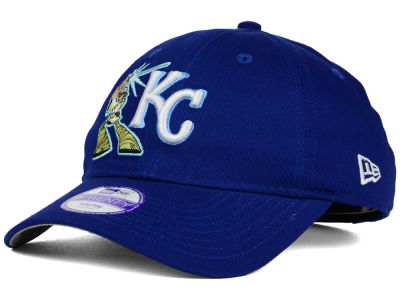 Kansas City Royals Luke Skywalker New Era MLB Youth Star Wars 9TWENTY Cap